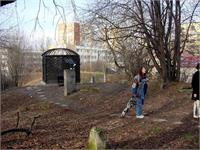 The old Jewish cemetary in Lublin