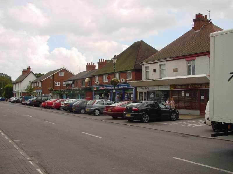Downtown Balsall Common
