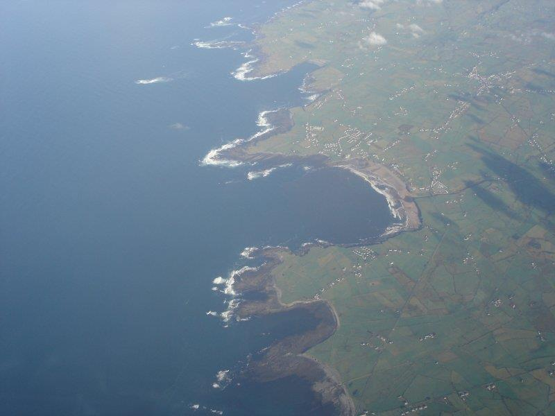 The coast of Ireland- another Dramatic Coastal View (DCV)